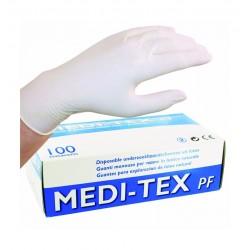 Gants Meditex  Poudré