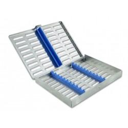 Cassette de stérilisation pour 10 instruments