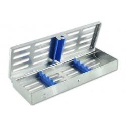 Cassette de stérilisation pour 5 instruments