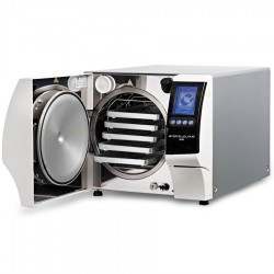 """SteriClave 18 BHD USB""""  BLANC"""" 18 Litres  5 Plateaux"""